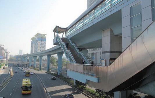 厦门快速公交(BRT)