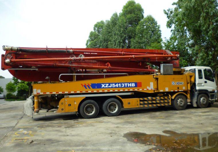 54米泵车